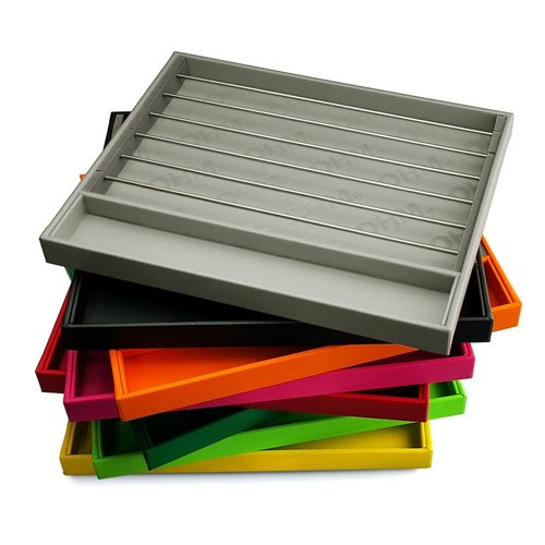 Ohm Beads Ohm Beads More Play Tray - Black