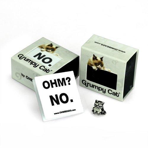 Ohm Beads OHM? Terrible Grumpy Cat