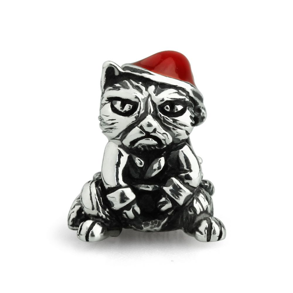 Ohm Beads Ho! Ho! No! Grumpy Cat
