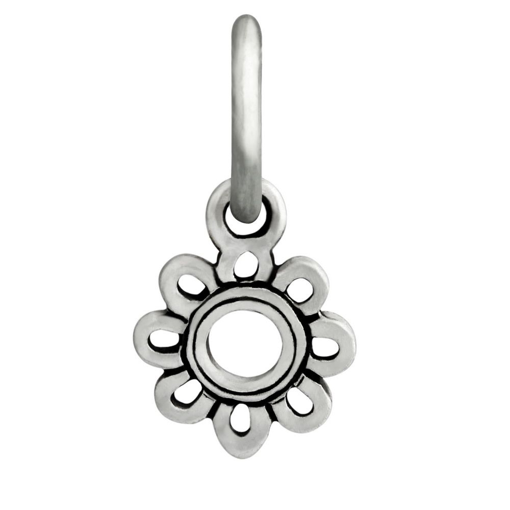 Ohm Beads Woodstock Sun Charm