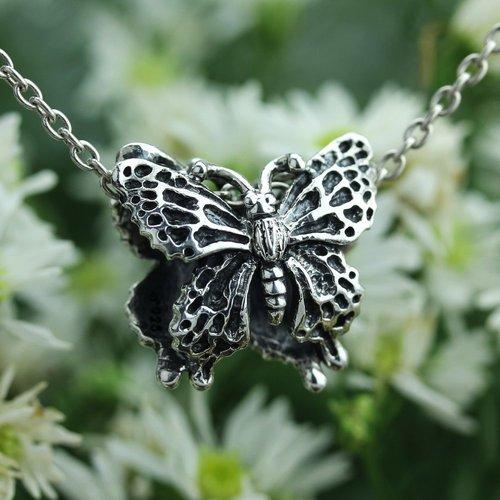 Ohm Beads Butterflies Bead