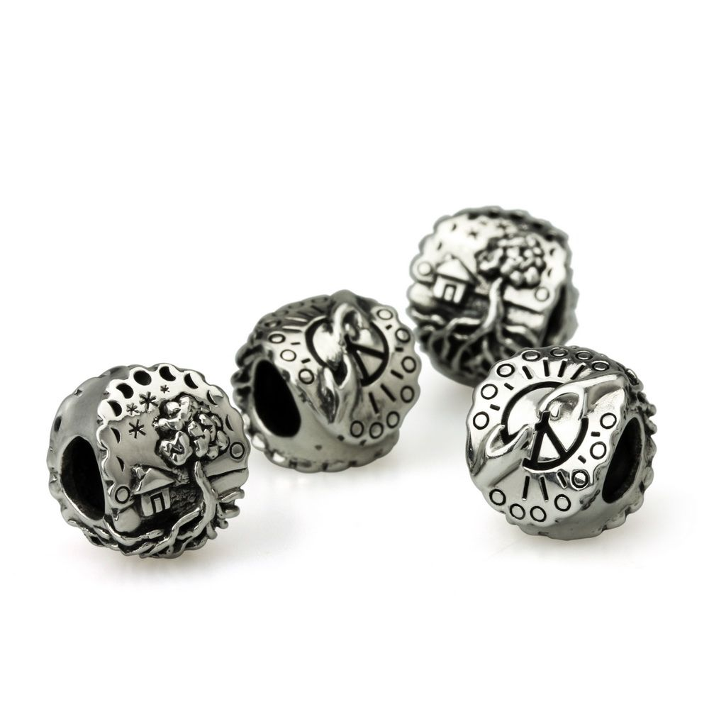 Ohm Beads Strength of Humanity Bead
