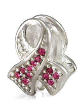 Ohm Beads Breast Cancer Awareness RETIRED