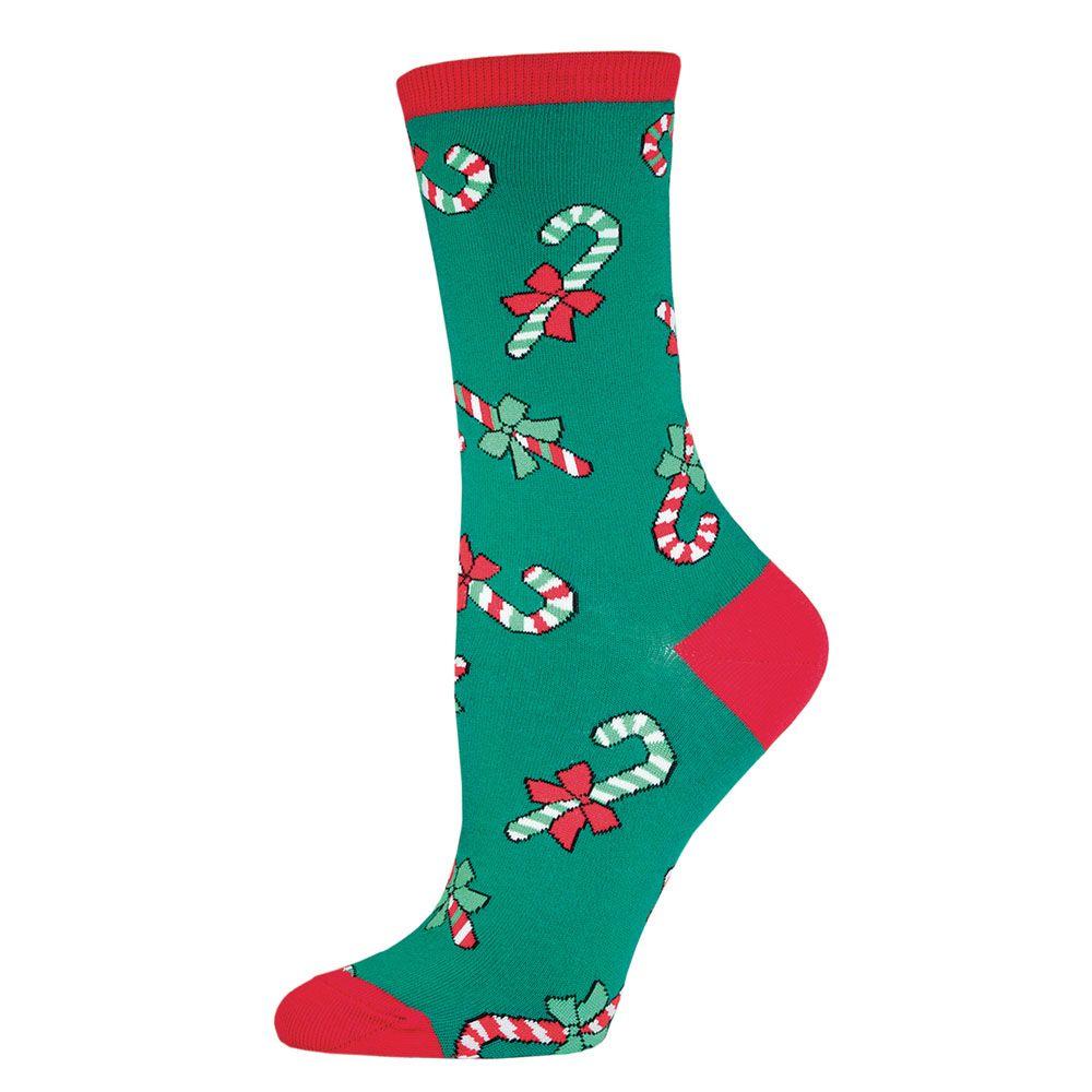 Socksmith Candy Canes Socks