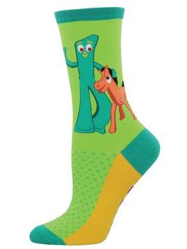 Socksmith Gumby & Pokey Socks