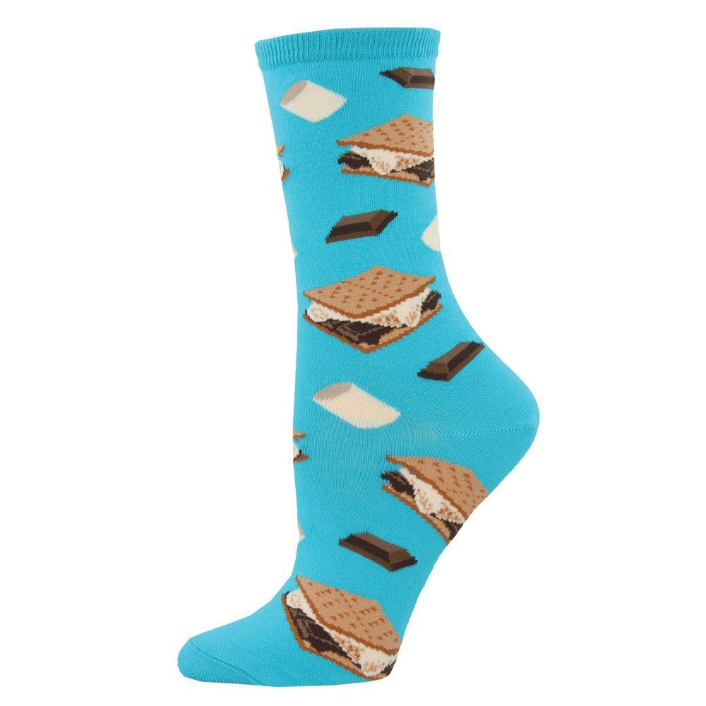 Socksmith Want S'More? Socks