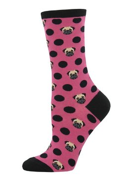 Socksmith Pugka Dot Socks
