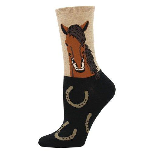 Socksmith Horse Portrait Socks