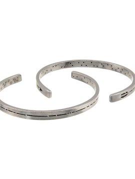 Men's Pewter Cuff Bracelet