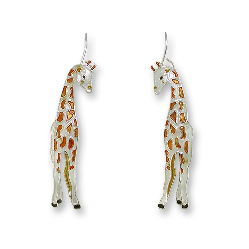 Zarah Rothchilds Giraffe Earrings