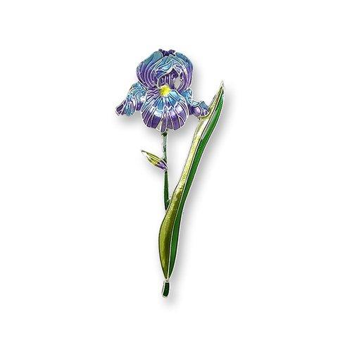 Zarah Iris Pin