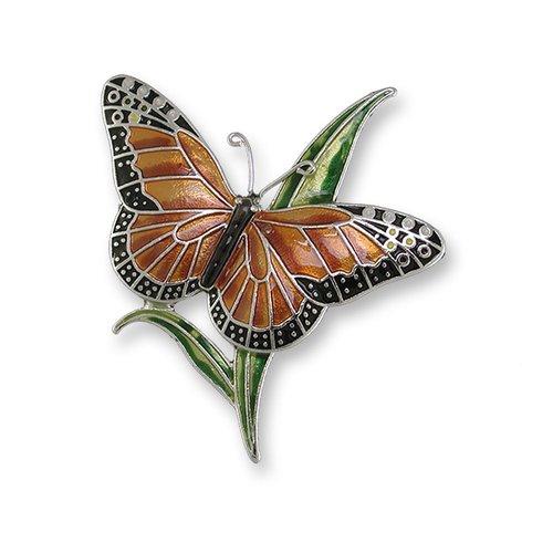 Zarah Monarch Butterfly PIn