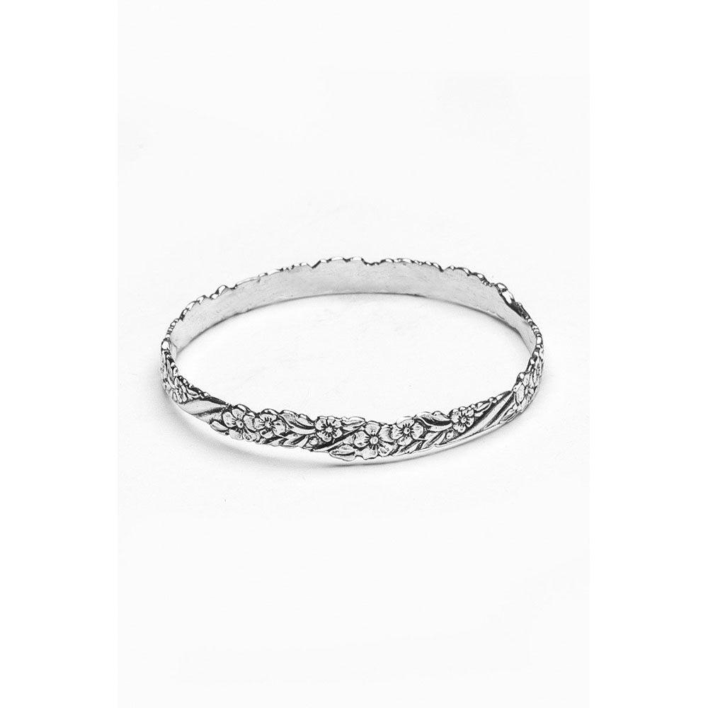 Silver Spoon Sarah Bangle Bracelet