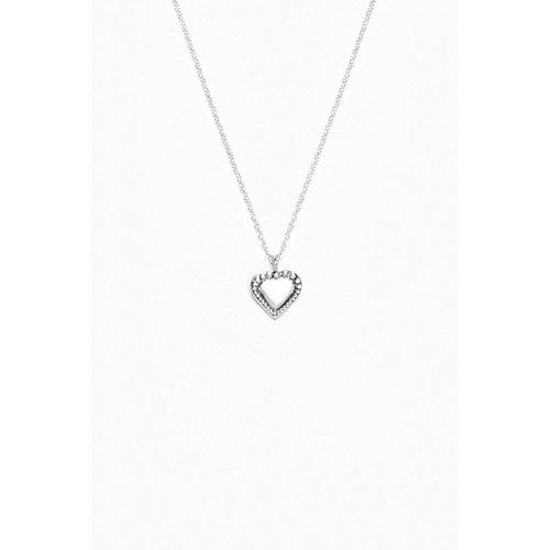 Silver Spoon Monterey Heart Necklace