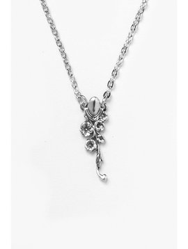Silver Spoon Belle Necklace