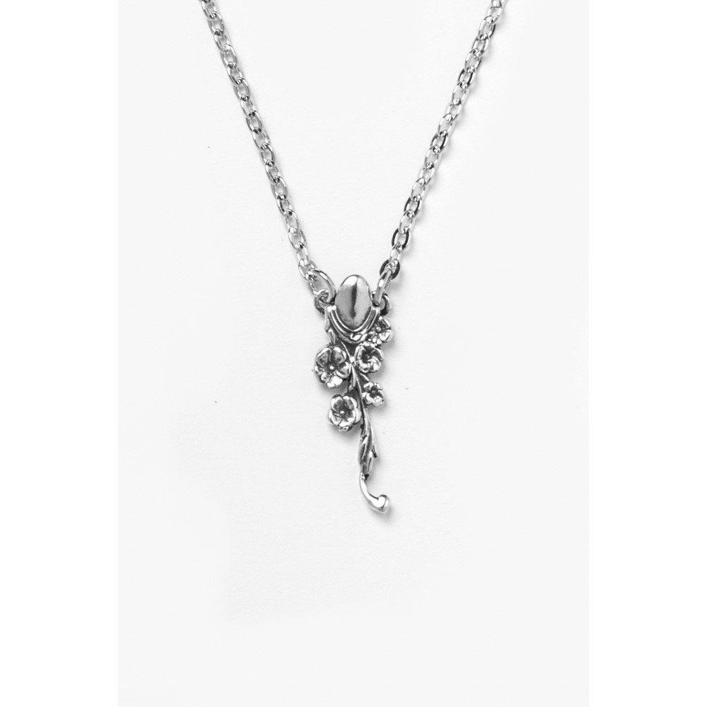 Silver Spoon Belle Necklace