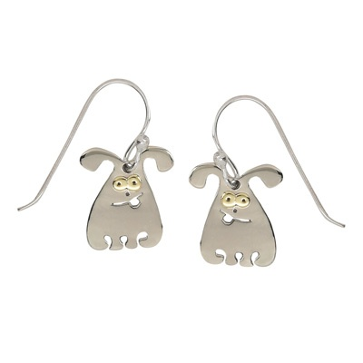 Bunnzog Emoti Earrings