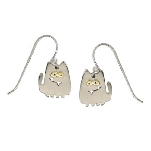 Grumperst Emoti Earrings