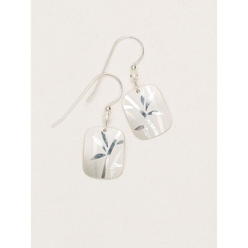 Holly Yashi Silver Whisper Earrings