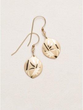 Holly Yashi Gold Arietta Earrings