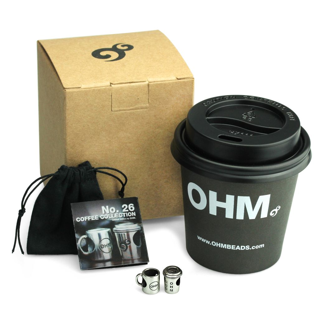 Ohm Beads July BOTM Coffee Collection