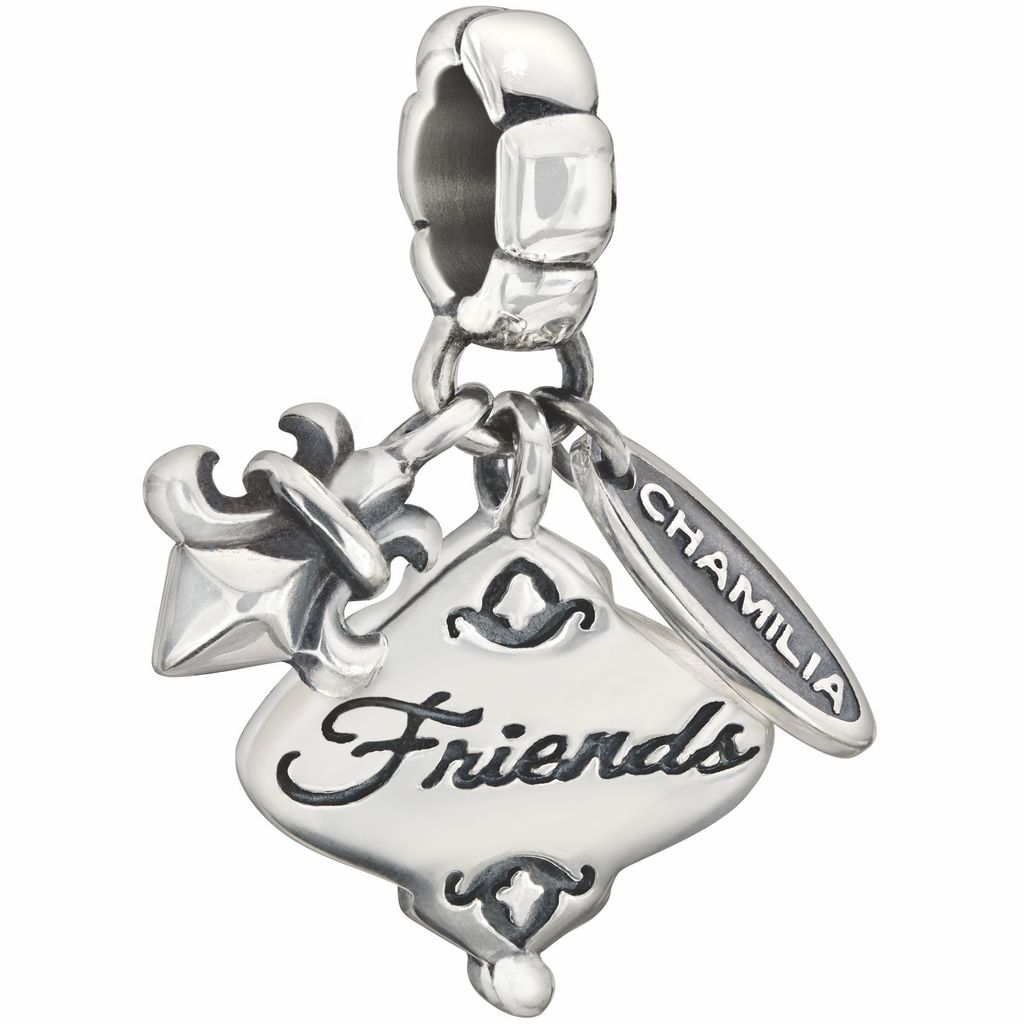 "Chamilia ""Her Gift of Friends"" Bead"