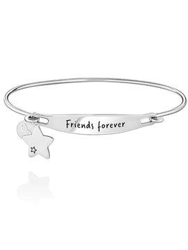 Chamilia ID Bangle - Friends Forever