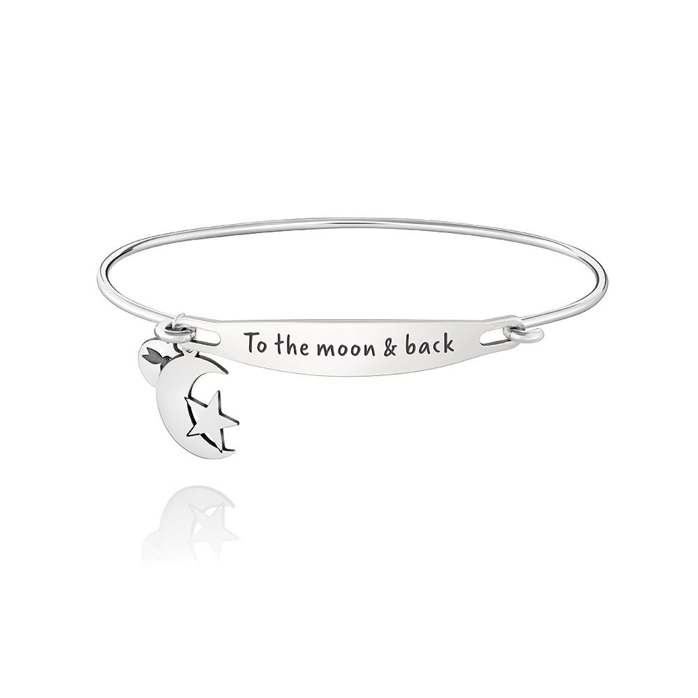 Chamilia ID Bangle - To the Moon and Back