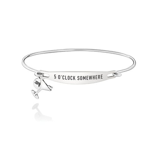 Chamilia ID Bangle - 5 O'Clock Somewhere