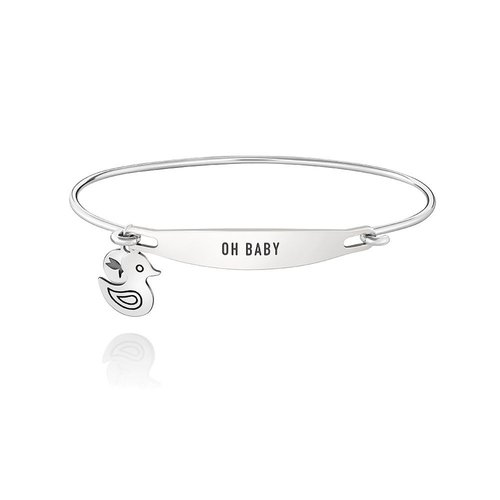 Chamilia ID Bangle - Oh Baby