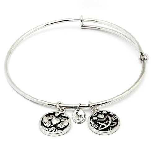 "Chrysalis Serenity ""Friendship"" Expandable Bangle"