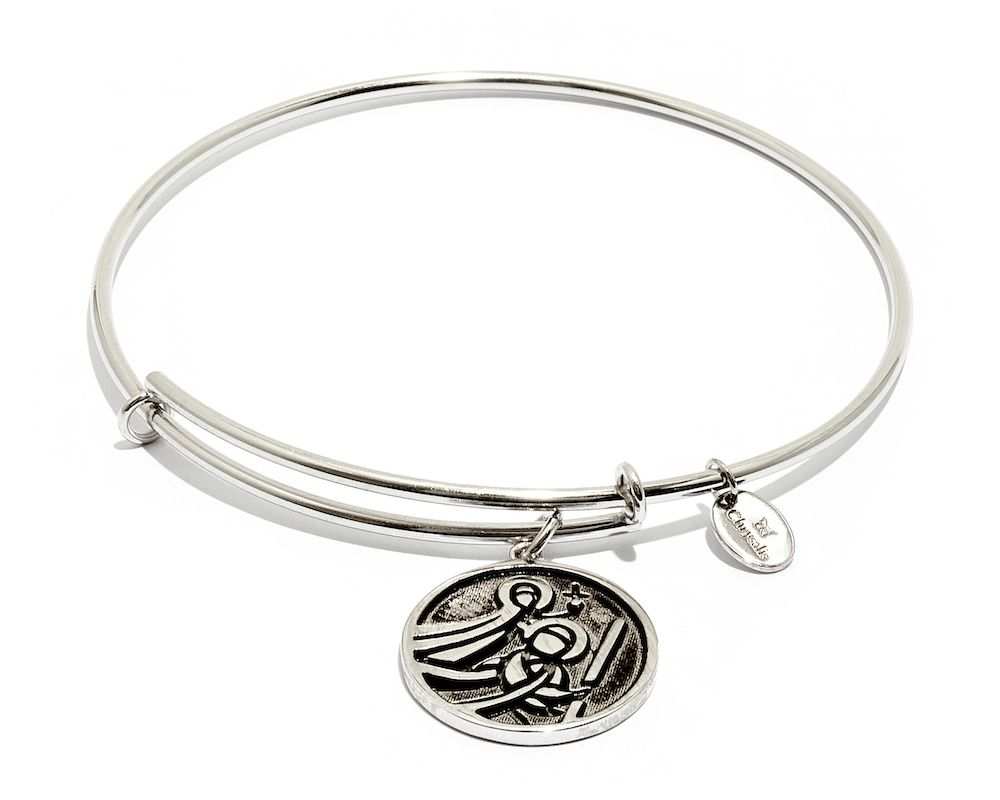 "Chrysalis ""Talisman"" St Christopher Bangle"