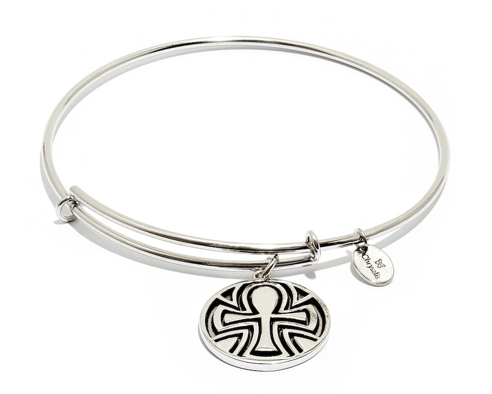 "Chrysalis ""Talisman"" Ankh Bangle"