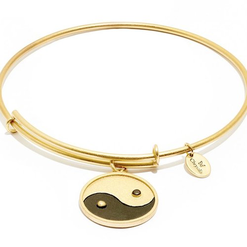 "Chrysalis ""Talisman"" Yin Yang Bangle"