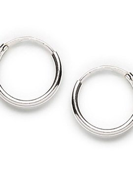 Traditional Hoop Earrings
