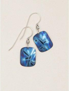 Holly Yashi Light Blue Whisper Earrings