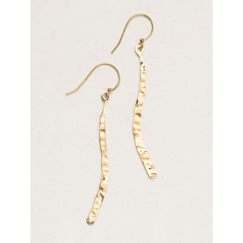 Holly Yashi Gold Verve Earrings