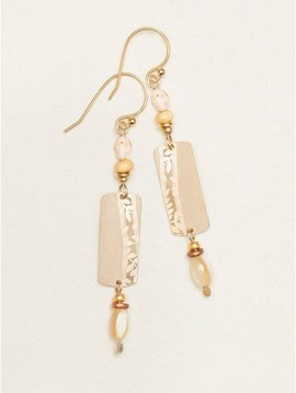 Holly Yashi Gold Ciara Earrings