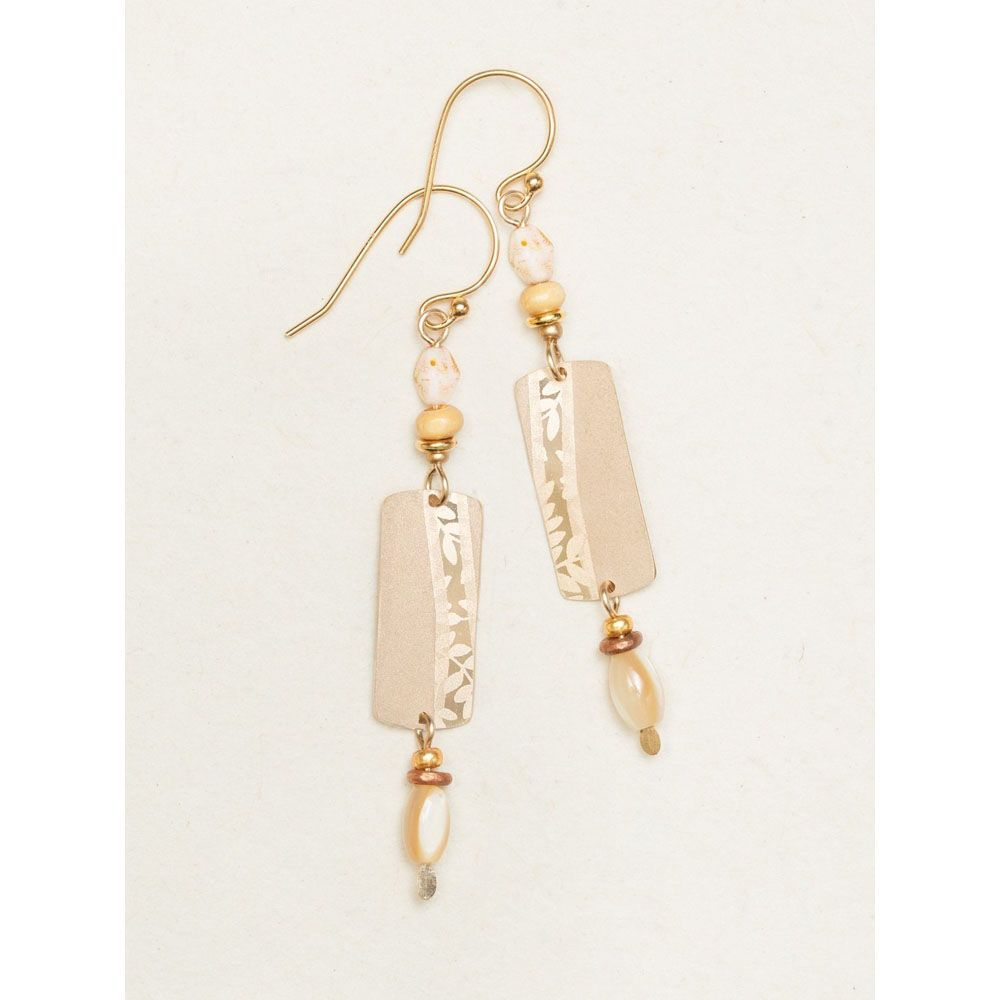 Holly Yashi Gold Ciara Earrings