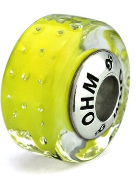 Ohm Beads Lemon Limited Edition Bead