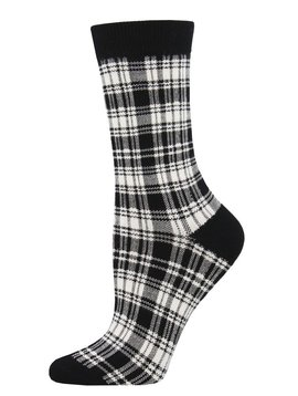 Socksmith Plaid Bamboo Socks