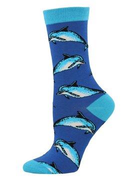 Socksmith Dolphin Bamboo Socks