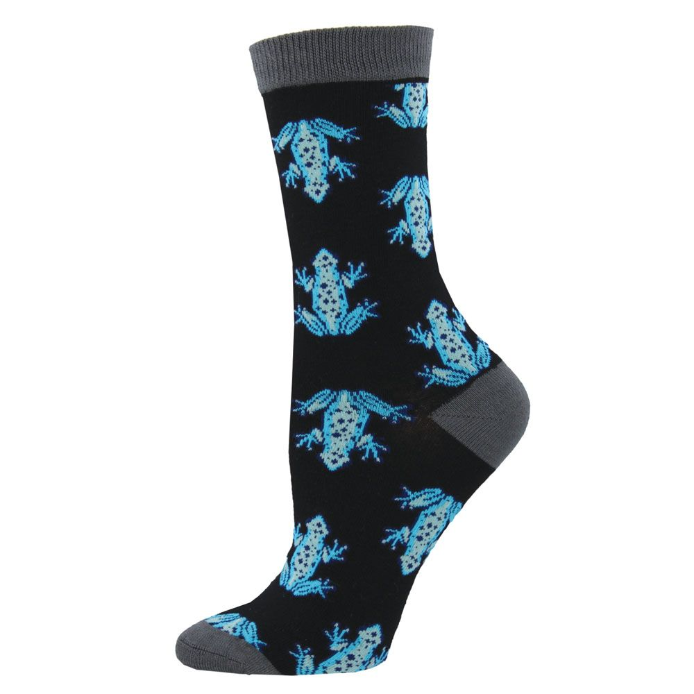 Socksmith Frogs Bamboo Socks