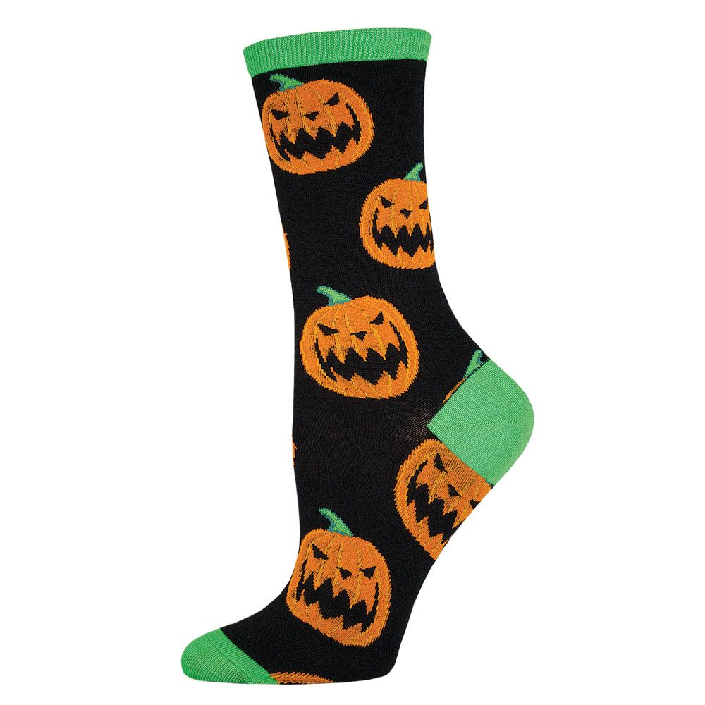Socksmith Halloween Pumpkins Socks