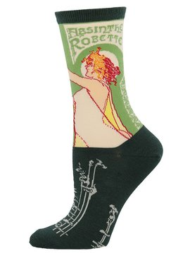 Socksmith Absinthe Girl Socks