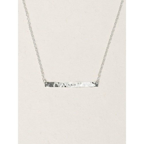 Holly Yashi Silver Skyline Necklace