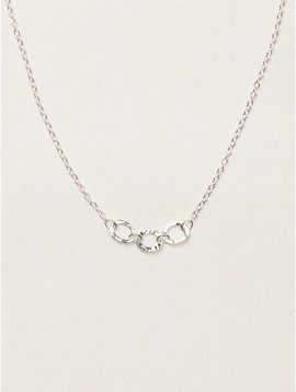 Holly Yashi Avery Trio Necklace