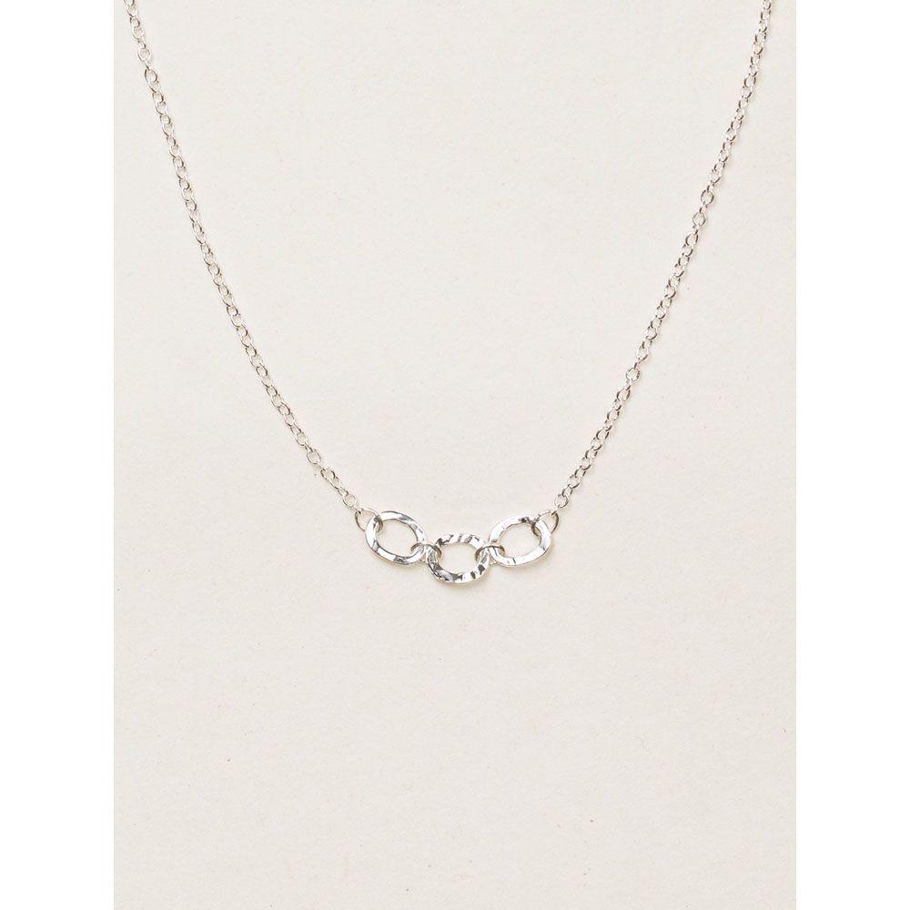 Holly Yashi Avery Trio Necklace