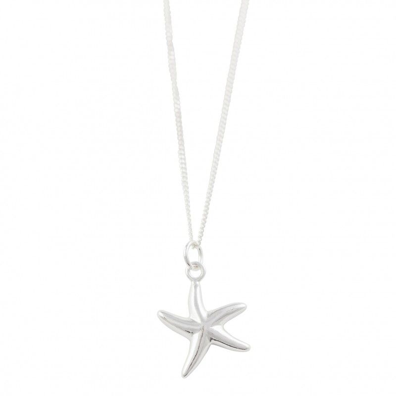 Tiffany Starfish Necklace