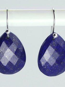 Dazzling Lapis Earrings